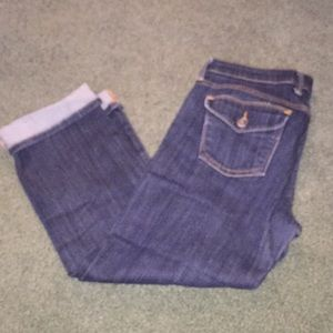 Lucky Brand Capris Size 8
